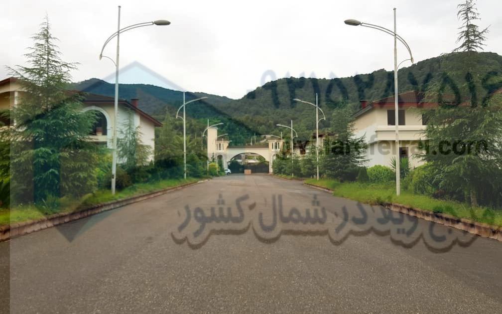 ویلا شهرکی ساحلی نوشهر کد 71