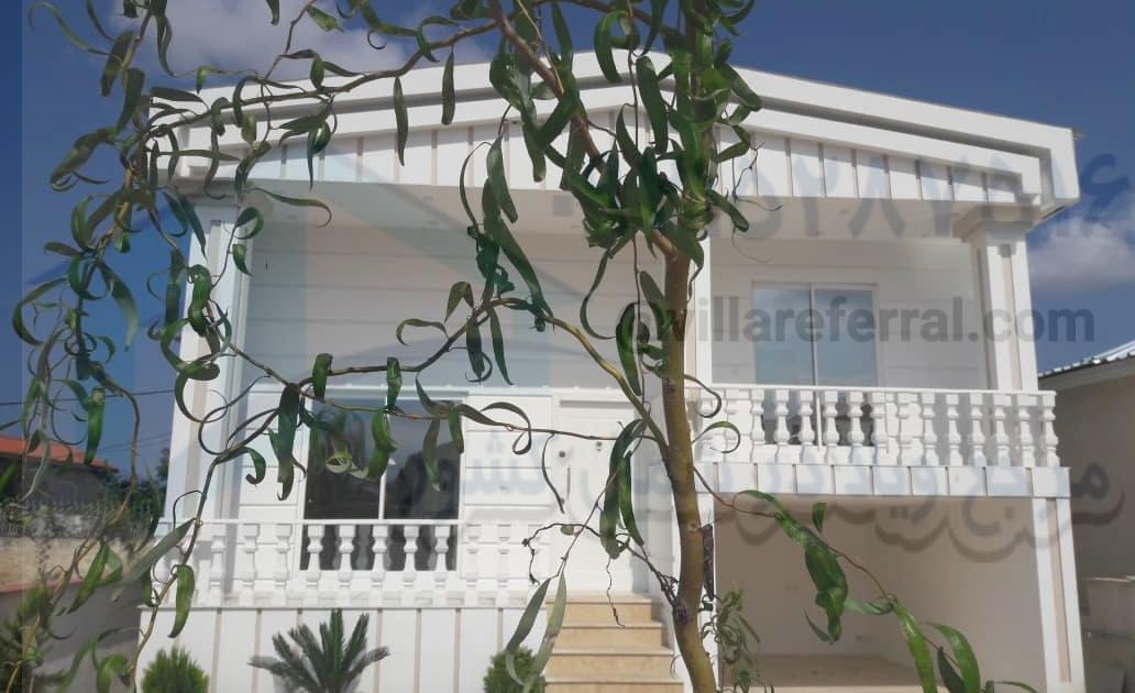 ویلا جنگلی آمل کد 93