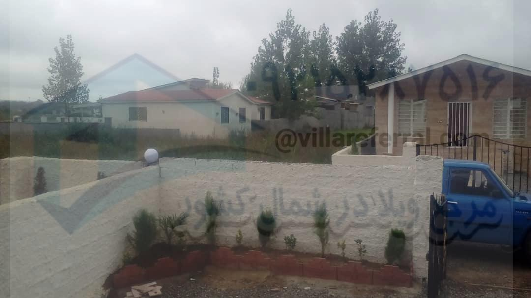 ویلا زیر قیمت آمل کد 90