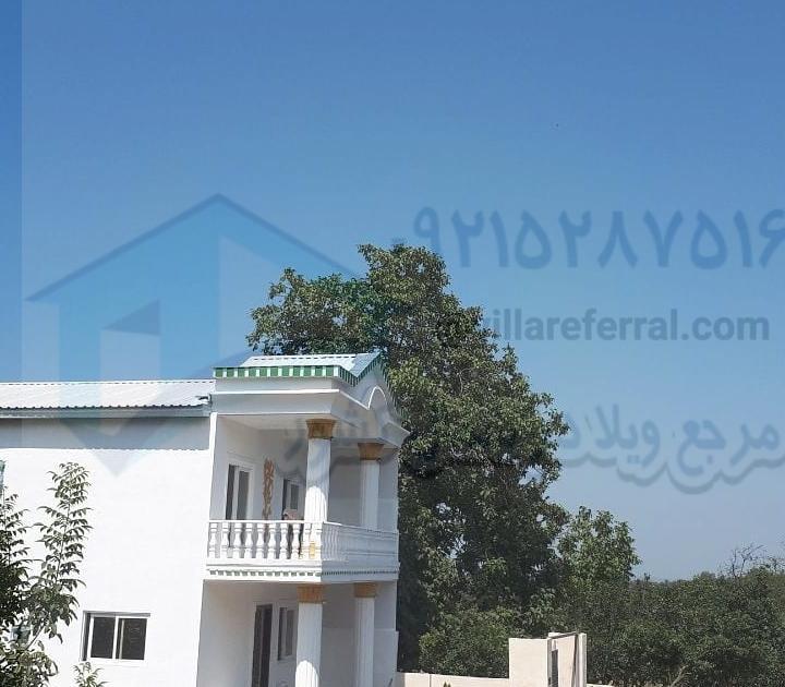 ویلا ویو دریاچه جنگلی آمل