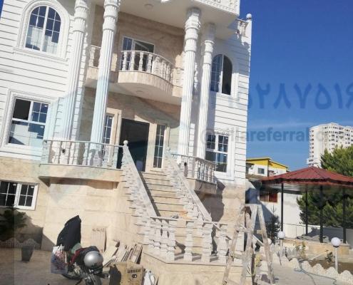 ویلا ساحلی استخردار سرخرود